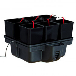 Systeme hydroponique Platinium HydroStar 60 6 pots avec MJ 500