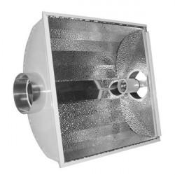 Reflector Xtracool V2 - 125mm acristalado y ventilado socket E40 para HPS Y MH