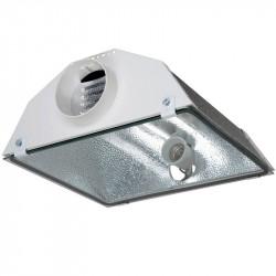 Reflector de HPS/MH Spudnik Ø125 mm - Prima Klima acristalamiento ventilado