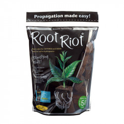 plugs Root Riot x 50 - Bouturage & Germination - Growth Technology