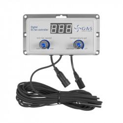 Controlador de ventilación CE - SystemAir de GAS