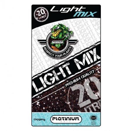 Substrat Light-Mix perlite 20L - Platinium Soil