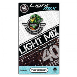 Terreau Light-Mix perlite 5% Platinium soil - 40 litres croissance-germination-bouturage