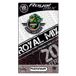 Terreau Royal-Mix Platinium soil - 20 litres 15% perlite floraison Biologique