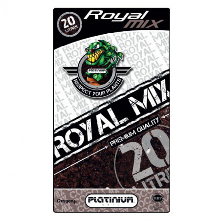Terreau Royal-Mix Platinium - 20 litres