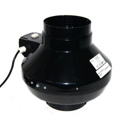 Extracteur VK R1V 125 mm 265-365 m3/h - Winflex ventilation