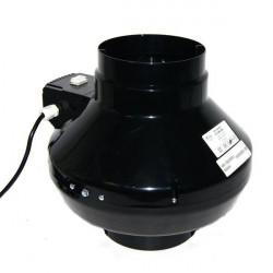 Extractor VK R1V 125 mm 265-365 m3/h - Winflex ventilación