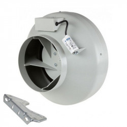 Extracteur Air RVK sileo Ø 200mm - 1008m³/h - Systemair ventilation