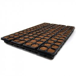 Bouchon germination X-Plug pour bouture et semis - x 104 - Platinium Soil