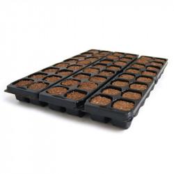 Bouchon germination X-Plug pour bouture et semis - x 48 - Platinium Soil