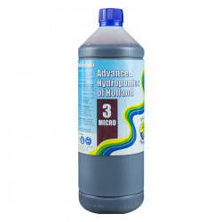 fertilizante holandés Fórmula Micro 500mL - Advanced Hydroponics de Holanda