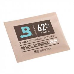 El mantenimiento de la humedad del 62% - Bolsita de 8g - Boveda