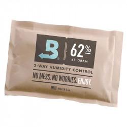 Maintien de l'humidité à 62% - Sachet de 67g - Boveda