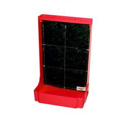 Mini living wall 44x28 - Rojo - NDA