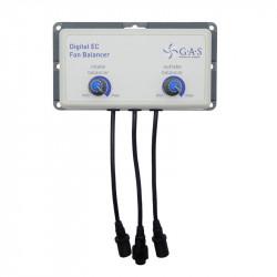 Controlador de equilibrio-CE - CE Ventilador de impulsión SystemAir de GAS