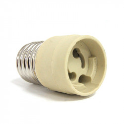 Enchufe del adaptador de CMH 315w MDL para E40 tornillo para PGZ18 a E40