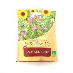 Graines bio - Jachère fleurie 75gn - La Semence Bio