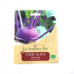 Graines bio - Chou Rave Azur Star 50gn - La Semence Bio