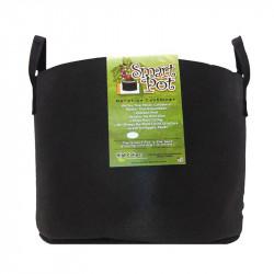 Pot géotextile 19L 5 Gallon - Poignéés Noir - Smart Pot Original