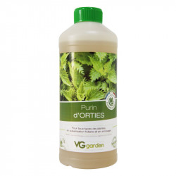 Purin d'Orties 1L - VG Garden 100% biologique