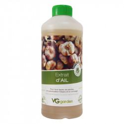 Extrait d'ail 1L - Biostimulant - VG Garden 100% biologique