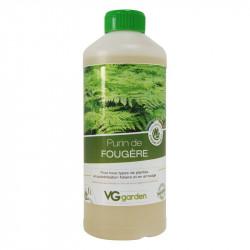 El estiércol, fern-1 L - VG Jardín de 100% orgánico