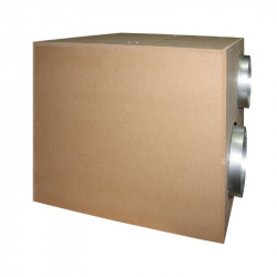 Carcasa extractor insonorizadas, caja de luz de 2000 m3/h - Winflex