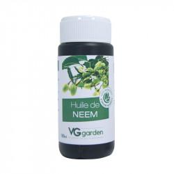 Huile de Neem 100ml - VG Garden 100% d'origine naturelle