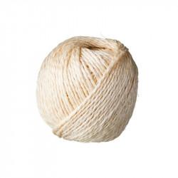 Cuerda de fibra de sisal - 60 m