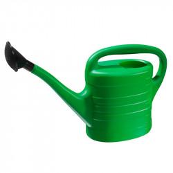 El riego puede PE con manzana Verde - 10Litres riego del jardín
