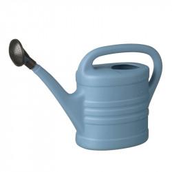 El riego puede PE reforzado Azul con apple - 5Litres riego del jardín