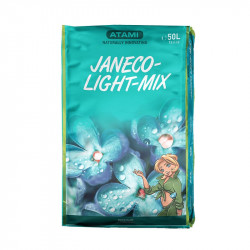 Terreau Atami Janeco-Light Mix 50L - Terreau de croissance