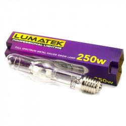 MH bombilla de 250W E40 de Haluro de Metal - Lumatek