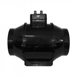 Extractor de Aire TT U 150 Termostato, y el controlador de velocidad integrado 520m3/h - Winflex
