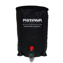 Réservoir flexible et pliable - 25L - Platinium Hydroponics
