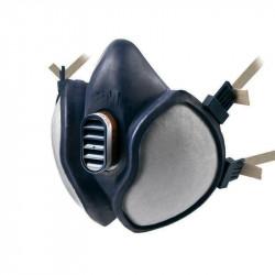 Demi masque filtrant de protection A1P2