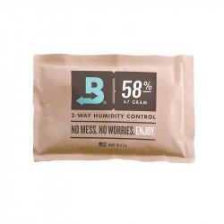 Maintien de l'humidité à 58% - Sachet de 67g - Boveda