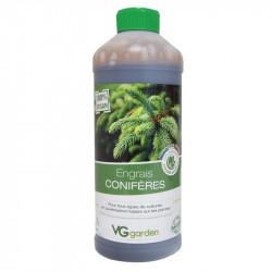Engrais biologique et vegan pour Conifères 1L - VG Garden