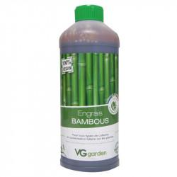 Fertilizante orgánico y vegano de Bambú 1L - VG Jardín