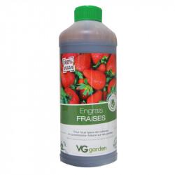 Fertilizantes, orgánicos y veganos para Fresas 1L - VG Jardín