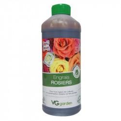 Engrais biologique et vegan pour Rosiers 1L - VG Garden