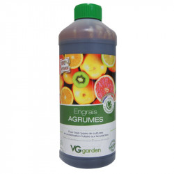 Fertilizantes, orgánicos y veganos para Cítricos 1L - VG Jardín