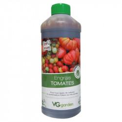 Engrais biologique et vegan pour Tomates 1L - VG Garden