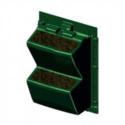El verde de la pared interior o al aire libre de 30 x 43 cm - ModuloGreen