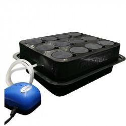 Système aéroponique DWC Cloner 12 boutures - Platinium hydroponics