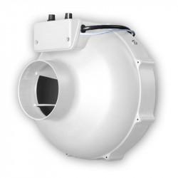 Extractor de aire de la Prima Klima de 125mm de 680 m3/h) - termostato + dimmer