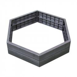 Square garden Ergo - 6 paredes y fijaciones - Garantia