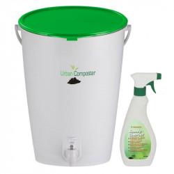 Urban Composter 15L + Speedy Compost offert - Garantia