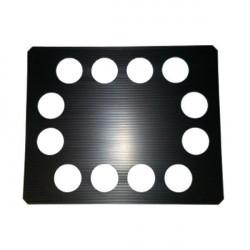 Plaque PVC pour Xtream 12 boutures - Nutriculture