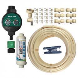 Kit de sistema de nebulización y completa fija Jardibric
